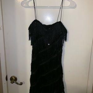 Forever 21 Fringe Dress.